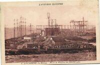 CPA   La Cadene-Le Brézou - Poste de Rueyres de 220000 volts (161148)