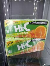 Hi-C Ecto Cooler Ghostbusters Lot Of 2 X10 👻