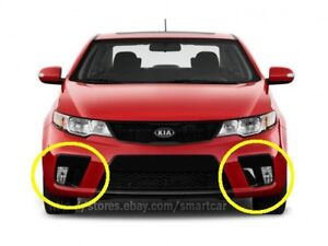Fog Lamp Cover Wire Harness for 2010-2013 KIA Forte Koup / Cerato Koup