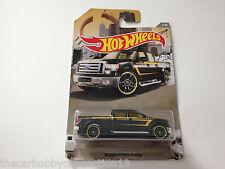 Hot Wheels Hot Trucks Series 2009 Ford F-150 Pickup Black Diecast