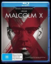 Malcolm X : NEW Blu-Ray