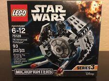 Star Wars Lego Microfighters Series 3 Tie Advanced Prototype 75128