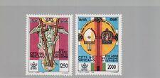 1996 Vaticano Michel n. 1172-1173 Fresco Posta