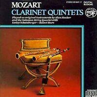 olfgang Amadeus Mozart - Mozart: Clarinet Quintets [CD]