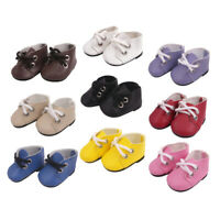 "14.5"" Baby Doll Cloth Accessories PU Leather Shoes fit Mellchan Toys"