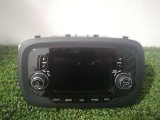 AUTORADIO RADIO STEREO MP3 FIAT 500X (334) (2014 IN POI)