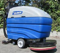 "Windsor Saber 20"" Walk Behind Electric Floor Scrubber Machine 24V Battery"