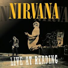 NIRVANA: LIVE AT READING CD KURT COBAIN / SEALED