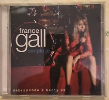 CD*FRANCE GALL*BERCY 93*SIMPLE JE/DEBRANCHEE A BERCY 93/11 TITRES