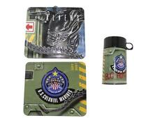 ALIENS Film Official Marines BUG HUNT LUNCH BOX w/ Thermos Previews Exclusive