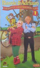 BASSIE & ADRIAAN - LIEDJES UIT GROOTMOEDERS TIJD - DEEL 1 - VHS