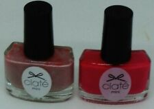 2 Shades 2 Bottles Of CIATE Mini Nail Polish 1 CUPCAKE QUEEN & 1 ICED FRAPPE