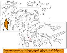 Chevrolet GM OEM 11-15 Cruze Fender-Mount Panel Right 95232556