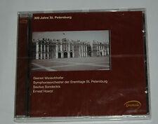 CD/300 JAHRE ST PETERSBURG/GERNOT WINISCHHOFER/HOETZL/Gramola/SEALED NEU NEW