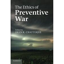 The Ethics of Preventive War. Paperback 9780521154789 Cond=LN:NSD SKU:3201771