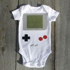 Games Newborn Kids Baby Boys Girl Infant Romper Jumpsuit Bodysuit Clothes Outfit