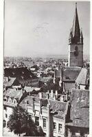 uralte AK Rumänien Vedere din Sibiu 1945 //09