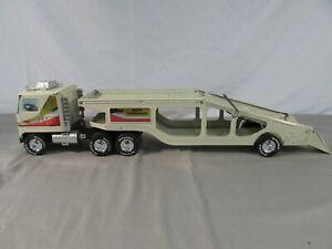 Nylint Pressed Steel GMC Astro 95 Auto Transport Car Hauler