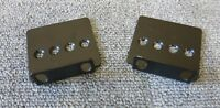 Genuine APC 870-5980 Pair Of 1U PDU Heavy Duty Mounting Brackets No Screws