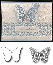 Butterfly metal die set BUNDLE - Samirah & Murana Poppystamps Cutting Dies