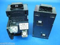 NICE - 20 Amp PUSHMATIC P120 Siemens Gould Bulldog  ITE 20A Single Pole BREAKER