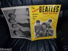 THE BEATLES 1963 FIRST SONG BOOK 1st Issue SHEET MUSIC LYRICS AND MUSICAL NOTES