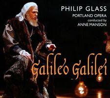 PHILIP GLASS: GALILEO GALILEI NEW CD