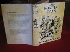The Roaring Days ~ Donald McLean Gold & OPAL engaging collection colourful yarns
