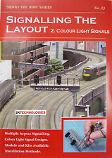 Peco SYH 23 The Railway Modeller Book Signalling The Layout 2 New 8 page Booklet