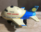 TOMY Airlines 1999 Working JUMBO JET Without Remote - UNTESTED