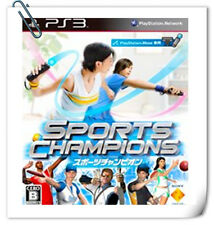 PS3 MOVE Sports Champion SONY PlayStation SCE Games