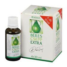 Beres GOCCE EXTRA 4x30ml sistema immunitario supplemento UK STOCK