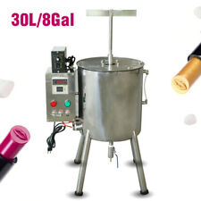 New listing 30L Lipstick Filling Machine Hand Soap Made Filler Candle Chocolate Filler Usa