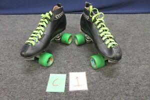 Sure Grip Super X SP204 Size 6 USA Radical Wheels Roller skates