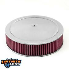 Rugged Ridge 17751.52 Synthetic Air Cleaner Assembly for 1956-86 Jeep CJ-5/CJ-6A