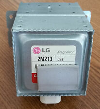 GENUINE GE MICROWAVE JES735BJ02 MAGNETRON WB27X10981 - USED