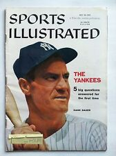 1957 NEW YORK YANKEES - HANK BAUER - 7-22-57 EXCELLENT Sports Illustrated