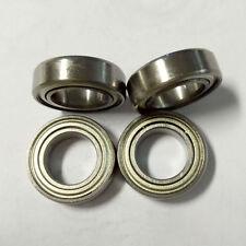 10Pcs/Lot MR148ZZ 8x14x4mm Metal Double Shielded Ball Bearing Bearings 8*14*4mm