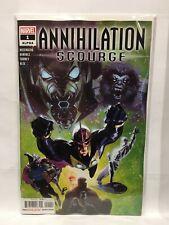 Annihilation Scourge Alpha #1 NM- 1st Print Marvel Comics