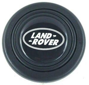 Land Rover steering wheel horn push button. Fits Momo Sparco OMP Nardi Raid etc