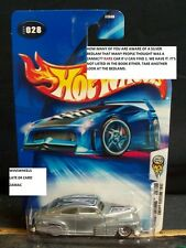 HOT WHEELS 2004 FE #28 -11 CHEVY FLEETLINE ZAMAC LATE 04CA