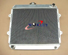 Aluminum Radiator for TOYOTA HILUX RN85 YN85 22R 2.4L Petrol Manual 1991-1997