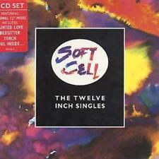Soft Cell : The Twelve Inch Singles CD (2001) ***NEW***