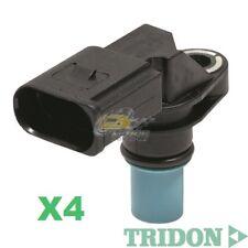 TRIDON CAM ANGLE SENSORx4 FOR Audi A6 01/05-02/09, V6, 3.2L AUK  TCAS344