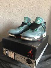 Nike Air Jordan 4 Teal Size EU 41 US 7 Men