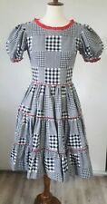 Vintage 50s/60s Rockabilly Dress  XS/S Ladies