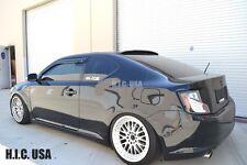 HIC USA 2011 to 2015 Scion TC 2 rear roof window visor spoiler 2AR-FE