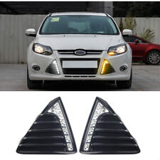 Fog light Daytime Running Light DRL LED Day Light For Ford Focus 2012 2013 2014