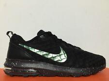 Nike Air Max Running Shoes Rare Unreleased Summer Sample Black SZ 9 [833809-001]