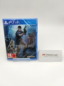 RESIDENT EVIL 4 PS4 PLAYSTATION 4 SPIEL VGA UKG WATA NEU SEALED RE 4